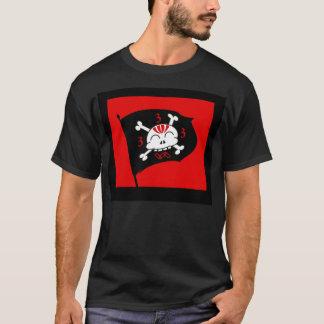 skully flag shirt