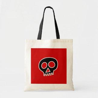 Skully III Budget Tote Bag