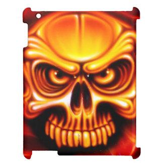 Skully iPad Cover