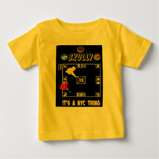 SKULLY ~ IT'S A NYC THING BABY T-Shirt
