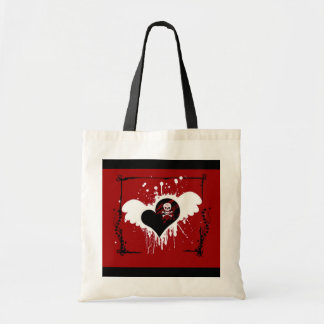 Skully IV Budget Tote Bag