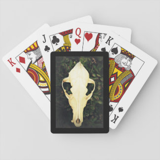 Skully Playing Cards