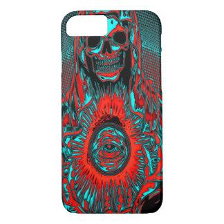 Skully Skull Apocalypse Horseman Death iPhone 8/7 Case
