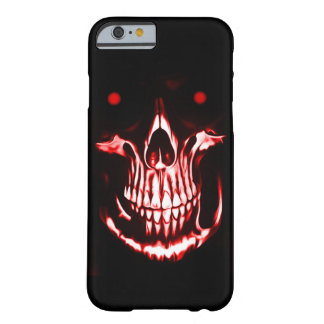 Skully Skull Demon Reaper Barely There iPhone 6 Case