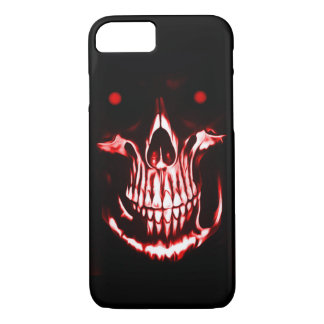 Skully Skull Demon Reaper iPhone 8/7 Case