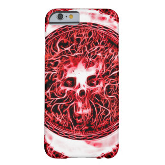 Skully Skull Hellbound Barely There iPhone 6 Case