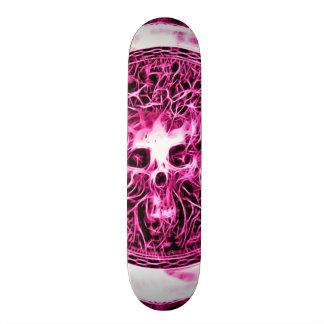 Skully Skull High Priestess Skateboard