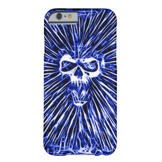 Skully Skull Spirit World Fractal Art Barely There iPhone 6 Case