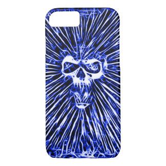 Skully Skull Spirit World Fractal Art iPhone 7 Case