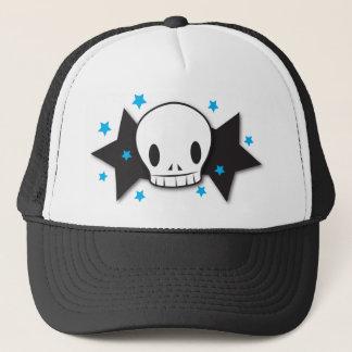 skully starz trucker hat