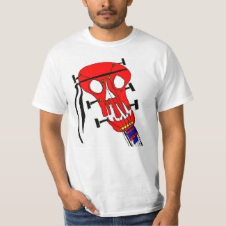 Skully the Guitar T-Shirt