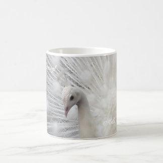 Skully Top Fun Classic White Coffee Mug