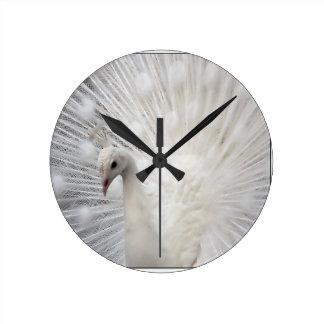 Skully Top Fun Round Wall Clocks
