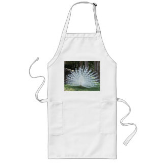 Skully Top Fun Long Apron