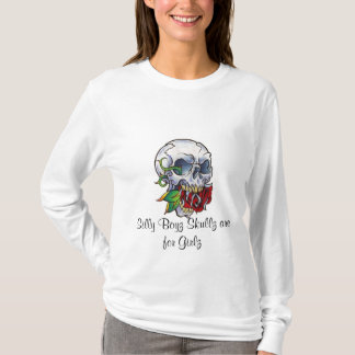 Skullz are for Girlz T-Shirt