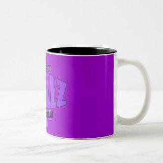 Skullz Belt Logo Mug