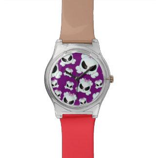 Skullz femenino reloj