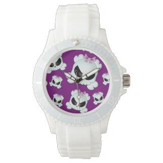 Skullz femenino relojes