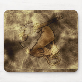 skullz mouse pad