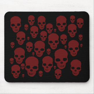 skullz mouse pads