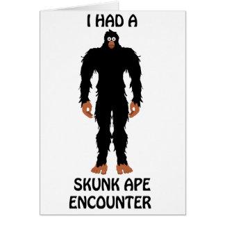 SKUNK APE CARD