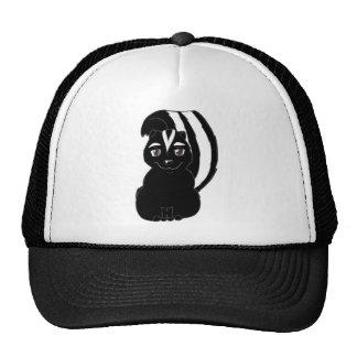 Skunk Baseball Cap Trucker Hat