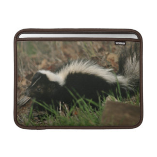 "Skunk Behavior 13"" MacBook Sleeve"