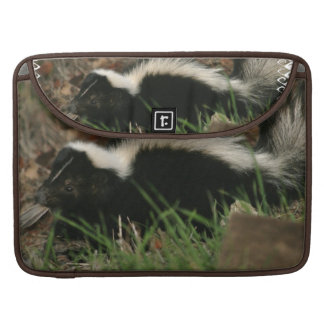 "Skunk Behavior 15"" MacBook Sleeve MacBook Pro Sleeve"