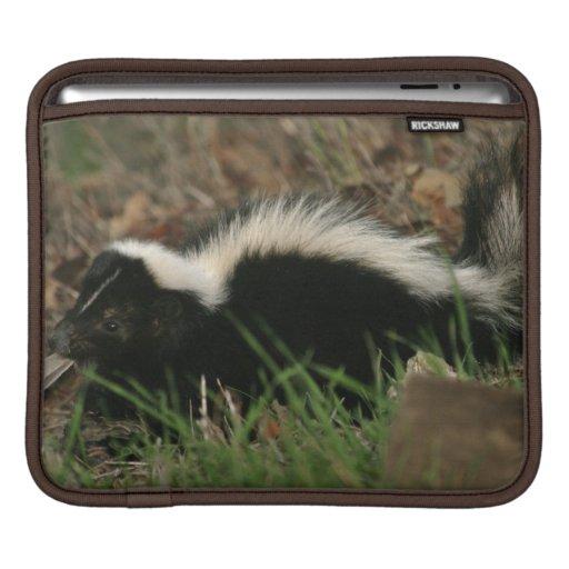 Skunk Behavior iPad Sleeve