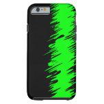 SKUNK blk/grn Tough iPhone 6 Case