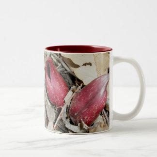 Skunk Cabbage Mug (Symplocarpus foetidus (L.)