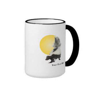 Skunk Coffee Mug  It's Coffee Time - Take A Break!