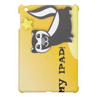 SKUNK cute Kawaii smiling iPad Mini Covers