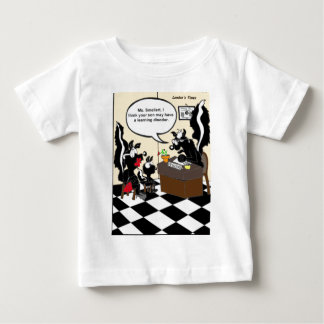 Skunk Learning Disodors Funny Gifts & Tees
