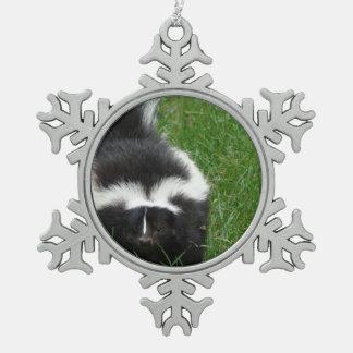 Skunk Ornaments