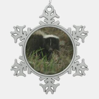 Skunk Ornament