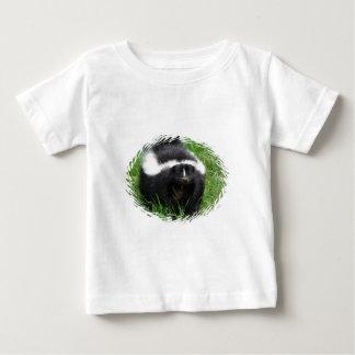 Skunk Photo Baby T-Shirt