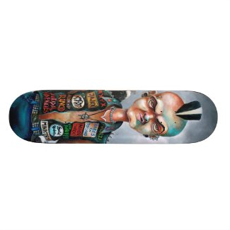 Skunk Punk Skateboard