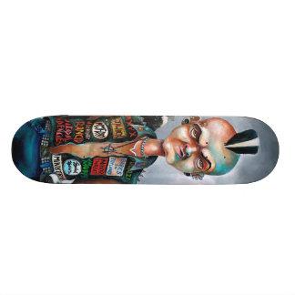 Skunk Punk Skateboard