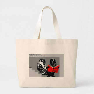 Skunk Rules Of Odor Funny Gifts & Collectibles Large Tote Bag