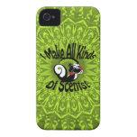 Skunk Scents iPhone Case iPhone 4 Case