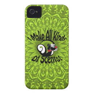 Skunk Scents iPhone Case iPhone 4 Covers