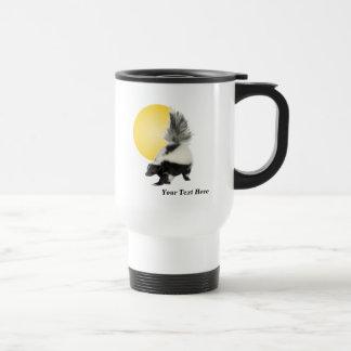 Skunk Travel Mug - Need Coffee? Get It To Go!