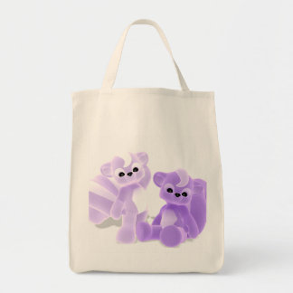 Skunkz Grocery Tote Bag