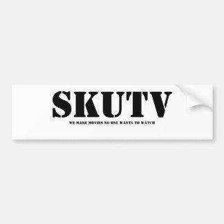 SkuTV Bumper Sticker