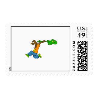 Skuzz Postage Stamp
