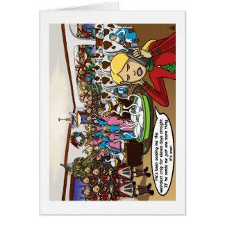 Skuzzo 12 Days of Christmas Card