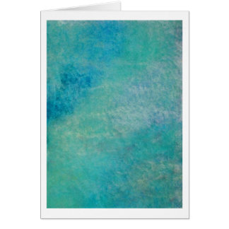sky 7 greeting card