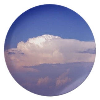 Sky A Storm In Sight Party Plates