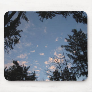 Sky Above Mouse Pad